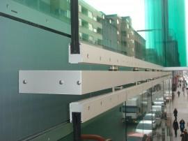 F40 3 glastec lamellen sonnenschutzfassade